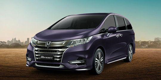 Harga Dan Spesifikasi Honda Odyssey Klaten