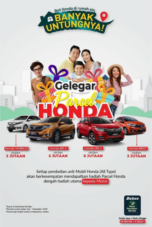 Promo Untung Parcel Lebaran Di Dealer Honda Klaten